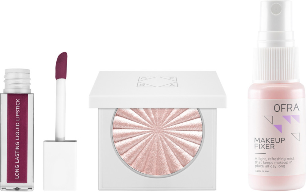 Online Only Staycation Set by Ofra Cosmetics