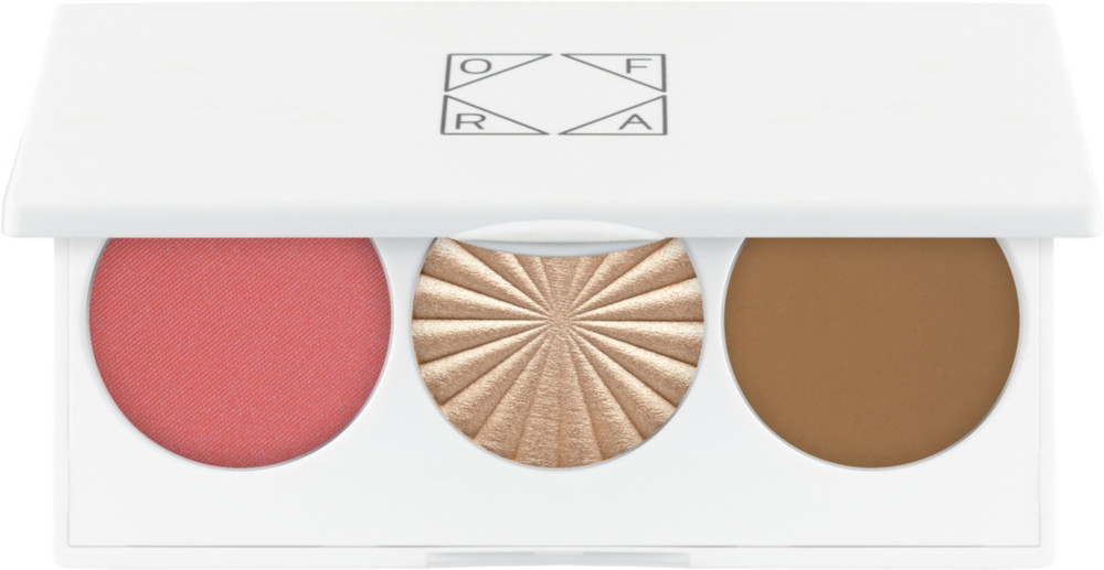 Online Only Toasted Cashmere Face Palette by Ofra Cosmetics
