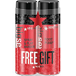 Sexy Hair Free 2 Piece Gift with any $15 Sexy Hair purchase