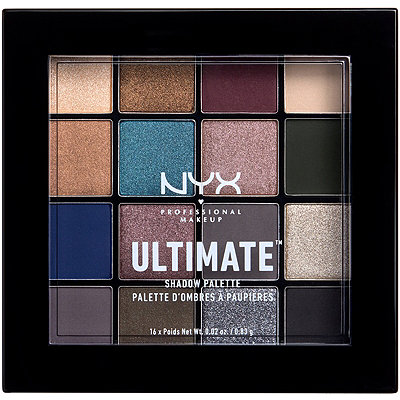 Ash Ultimate Shadow Palette