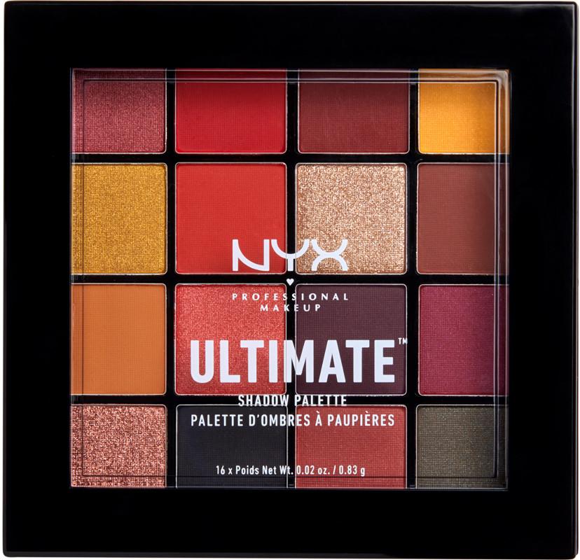 NYX Professional Makeup Phoenix Ultimate Shadow Palette