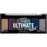 NYX Professional Makeup Ultimate Edit Petite Shadow Palette - Ash