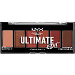 NYX Professional Makeup Ultimate Edit Petite Shadow Palette - Warm Neutrals