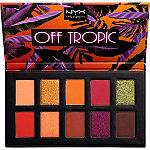 NYX Professional Makeup Shifting Sand Off Tropic Shadow Palette