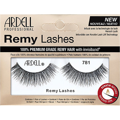 Remy Eye Lash #781