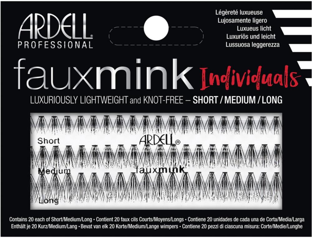 388db3e07fd Ardell Lash Faux Mink Individuals | Ulta Beauty