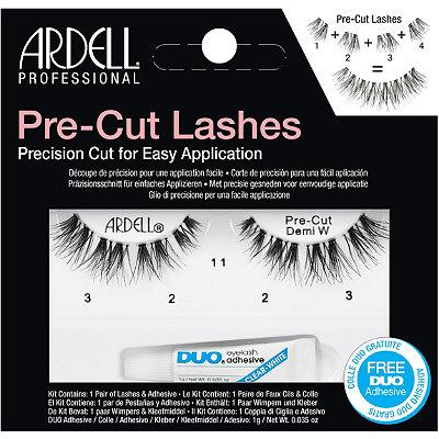 Pre-Cut Lash Demi Wispies