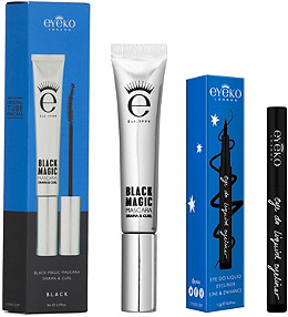 a652a3a0f22 Eyeko Online Only Black Magic Mascara & Eye Do Liquid Eyeliner Duo ...