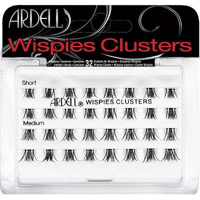 Lash Wispies Clusters