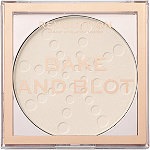 Makeup Revolution Bake And Blot Pressed Powder