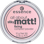 Essence All About Silky Matt Fixing Compact Powder