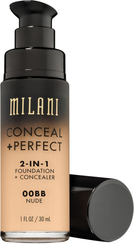 Milani Conceal Perfect 2 In 1 Foundation Concealer Ulta Beauty