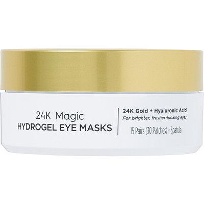 24K Magic Hydrogel Eye Masks