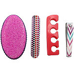Diamond Cosmetics All In The Bag Kit Pedicure Set