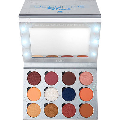 Out Of The Blue Eyeshadow Palette