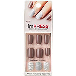 Kiss Ecstatic Cling imPress Press-On Manicure