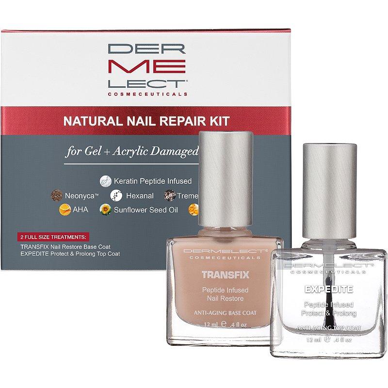 Dermelect Natural Nail Repair Kit
