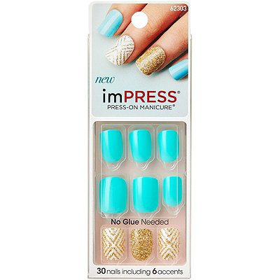 Bell & Whistles imPress Press-On Manicure