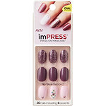 Kiss So Unexpected imPress Press-On Manicure