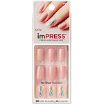 Kiss Shimmer imPress Press-On Manicure