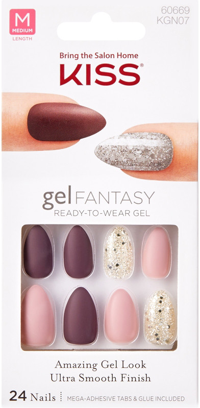 Kiss Rush Hour Gel Fantasy Nails | Ulta Beauty