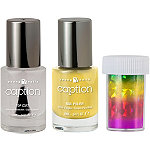 Young Nails Caption Foil Freaks Parakeet Kit