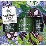 Online Only Celebrate Peace Lavender Mint Holiday Gift Set