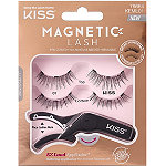 Kiss Magnetic Lashes #01