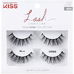Kiss Lash Couture Faux Mink, Muse Double Pack