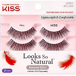 Kiss Looks So Natural Lash, Flirty Double Pack