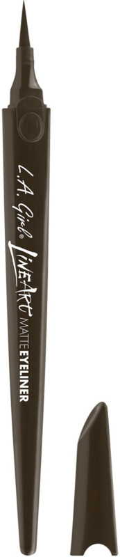 Line Art Matte Eyeliner Pen by L.A. Girl
