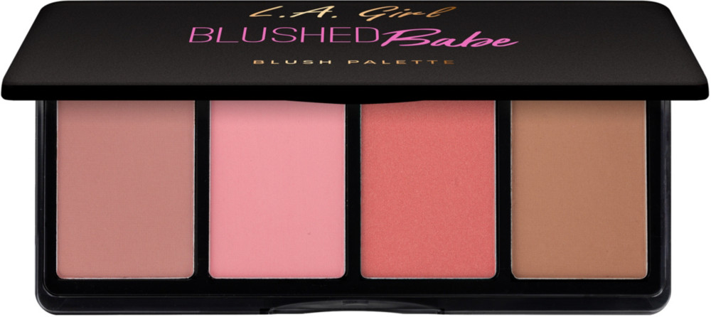 Blushed Babe Blush Palette by L.A. Girl