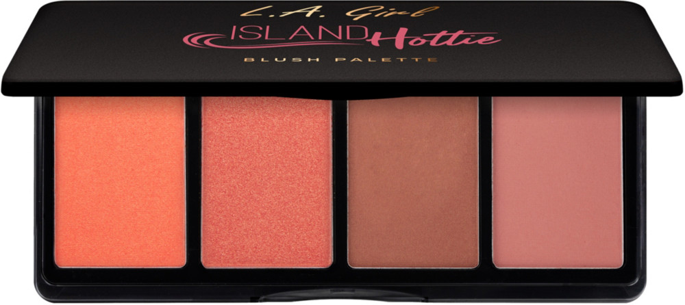 Island Hottie Blush Palette by L.A. Girl