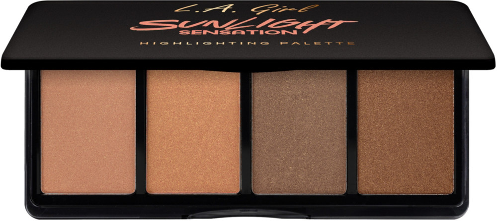 Sunlight Sensation Highlight Palette by L.A. Girl