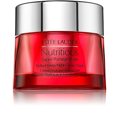 Nutritious Super-Pomegranate Radiant Energy Night Crème/Mask