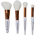 e.l.f. Cosmetics Online Only Rose Gold Travel Brush Kit