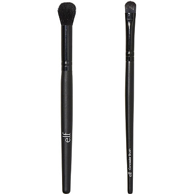 Online Only Conceal & Cover Duo Brush Kit