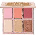 BH Cosmetics Blushing in Bali - 6 Color Blush & Highlighter Palette