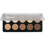 BH Cosmetics Studio Pro Shade & Define - 10 Color Contour Palette