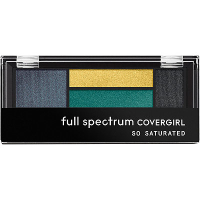 Full Spectrum So Saturated Quad Palette