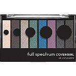 CoverGirl Full Spectrum So Saturated Shadow Palettes
