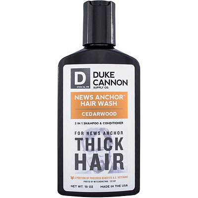 Online Only News Anchor Cedarwood 2 in 1 Hair Wash