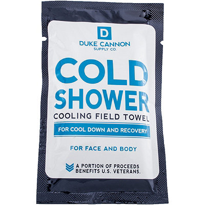 Online Only Cold Shower Cooling Towel Single