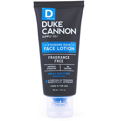 Travel Size Standard Issue Face Lotion