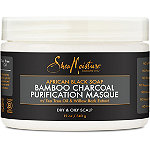 SheaMoisture African Black Soap & Bamboo Charcoal Purification Masque