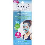 Bioré Blue Agave Baking Soda Instant Warming Clay Mask