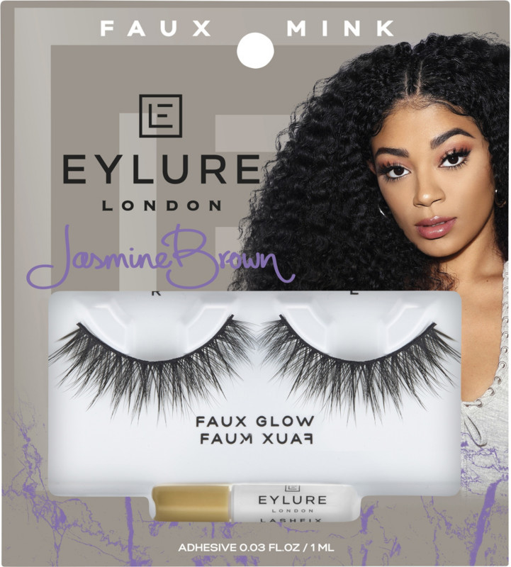 4c50f086e3e X Jasmine Brown Faux Glo Lashes | Ulta Beauty