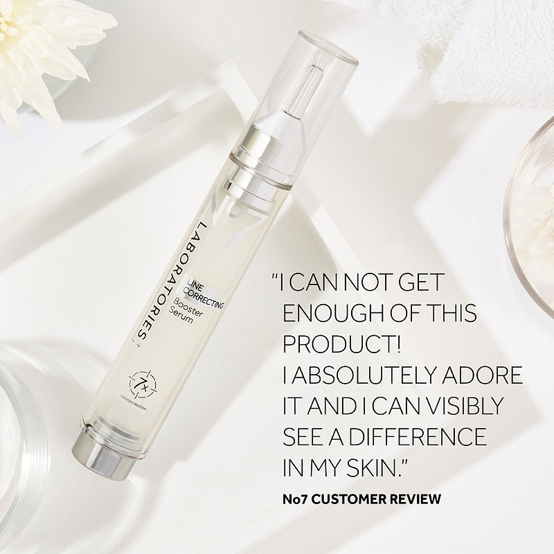 No7 Laboratories Line Correcting Booster Serum Ulta Beauty