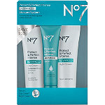 No7 Travel Size Protect & Perfect Intense Advanced Anti-Ageing Skincare System