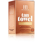 HauteBronze Tan Towel Half Body Self Tan Towelettes
